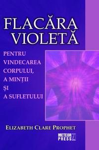 Flacara violeta [0]