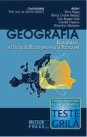 Geografia Romaniei, a Uniunii Europene si a Europei - teste grila [0]