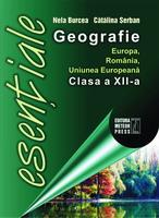 Geografie Europa, Romania, Uniunea Europeana - clasa a XII-a [0]