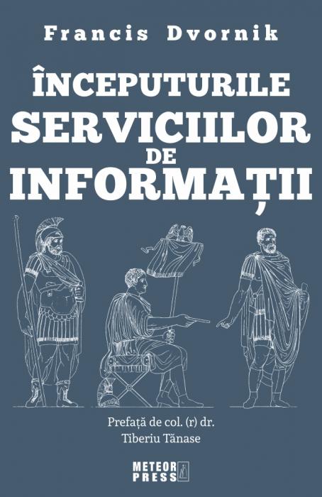 Inceputurile serviciilor de informatii [0]