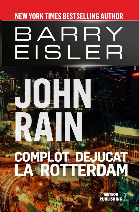 John Rain. Complot dejucat la Rotterdam [0]
