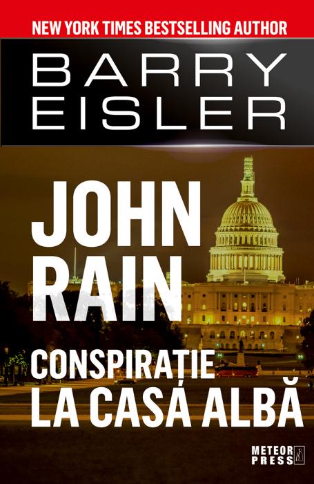 John Rain. Conspiratie la Casa Alba [0]