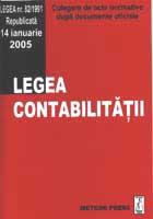 Legea contabilitatii [0]