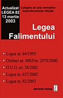 Legea falimentului [0]