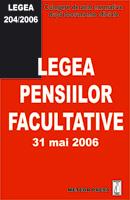 Legea pensiilor facultative [0]