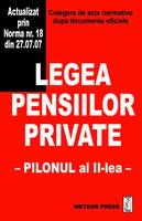 Legea pensiilor private [0]