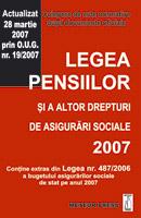 Legea pensiilor si a altor drepturi de asigurari sociale 2007 [0]