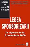 Legea sponsorizarii [0]