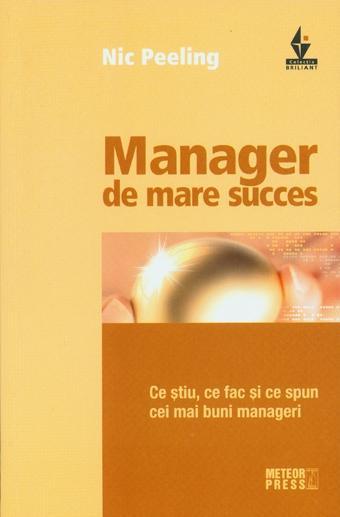 Manager de mare succes [0]