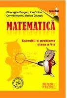 MATEMATICA - clasa a V-a, semestrul I 2009-2010 [0]
