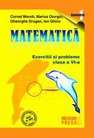 Matematica - clasa a VI-a, semestrul I 2009-2010 [0]