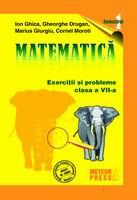 Matematica - clasa a VII-a, semestrul I 2009-2010 [0]