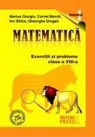 Matematica - clasa a VIII-a, semestrul I 2009-2010 [0]