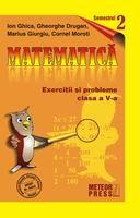 Matematica. Exercitii si probleme. Clasa a V-a, semestrul al II-lea 2009-2010 [0]