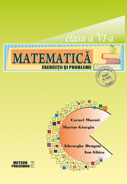 Matematica. Exercitii si probleme. Clasa a VI-a [0]