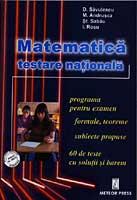 Matematica -testare nationala [0]