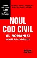Noul Cod Civil al Romaniei [0]