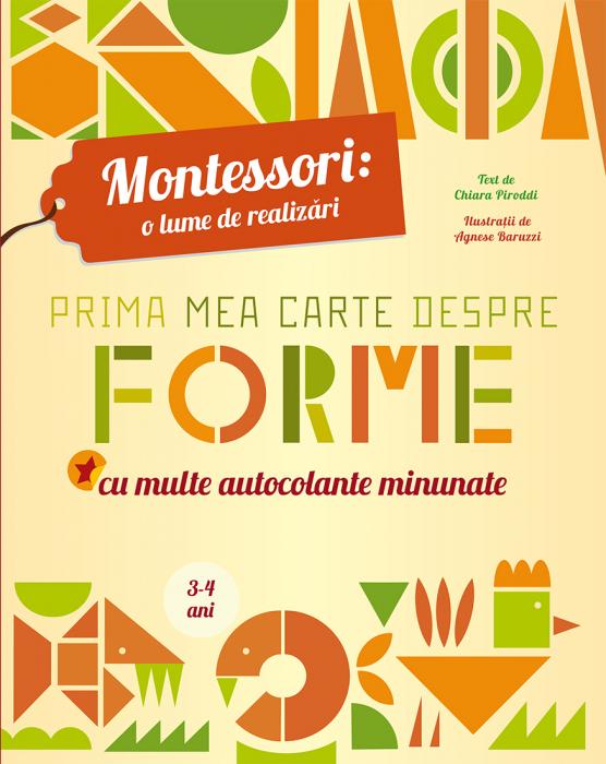 Prima mea carte despre forme Montessori [0]