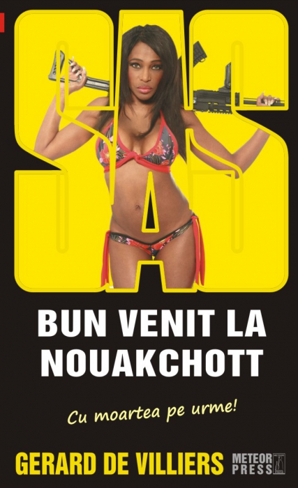 SAS 125: Bun venit la Nouakchott [0]