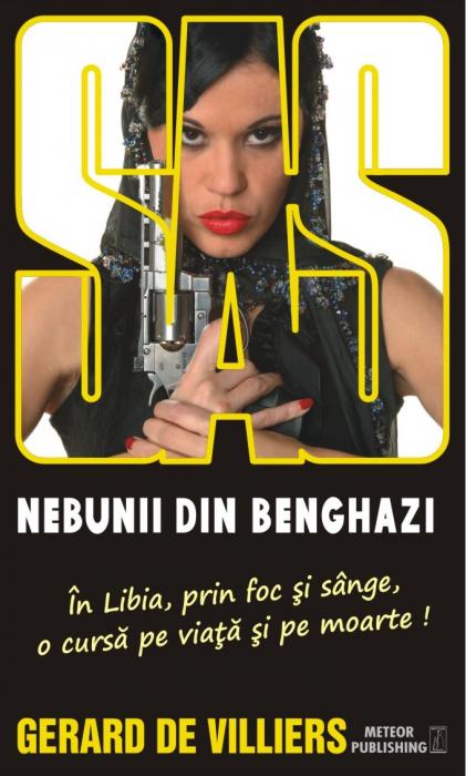 SAS 131: Nebunii din Benghazi [0]