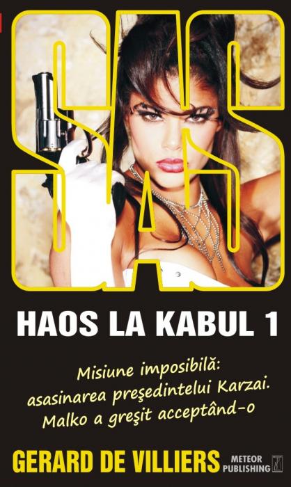 SAS 138: Haos la Kabul vol. I [0]