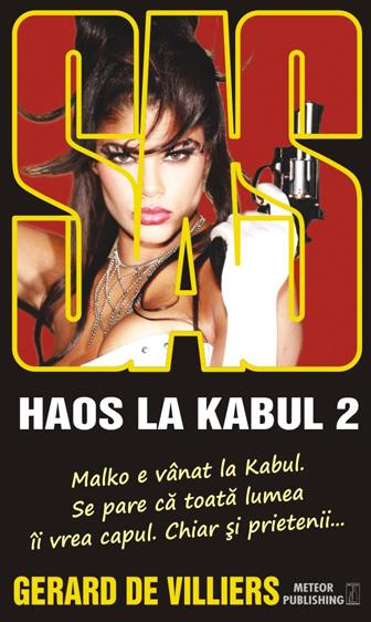 SAS 139: Haos la Kabul vol. II [0]