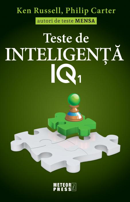 Teste de inteligenta IQ 1 [0]