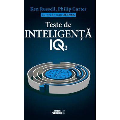 Teste de inteligenta IQ 3 [0]