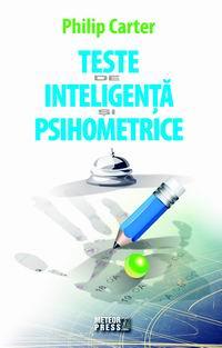 Teste de inteligenta si psihometrice, Editia a II-a [0]