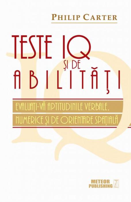 Teste IQ si de abilitati [0]