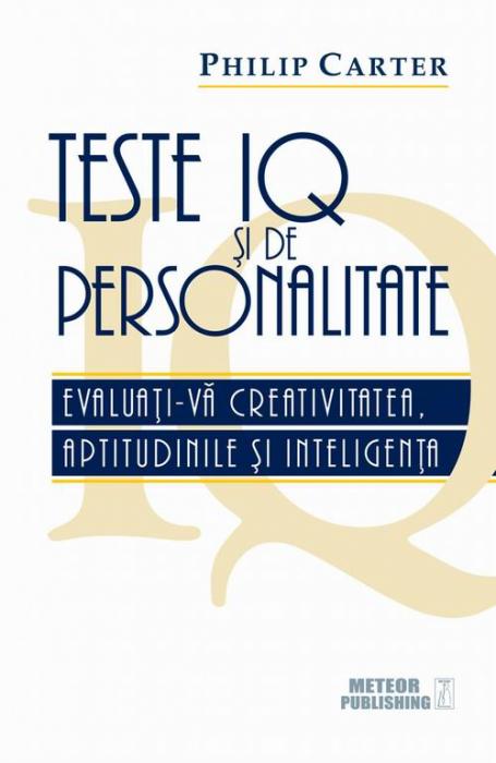 Teste IQ si de personalitate [0]