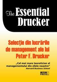 The essential Drucker [0]