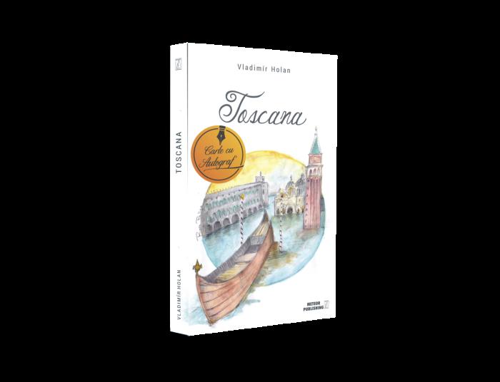 Toskana - carte cu autograf [0]