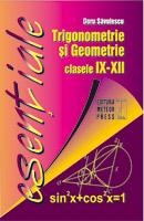 Trigonometrie si Geometrie - clasele IX-XII [0]