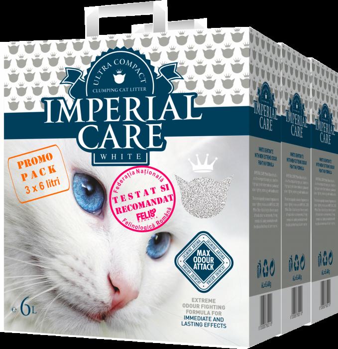 IMPERIAL CARE White Odour Attack 6 litri - pachet promo [0]