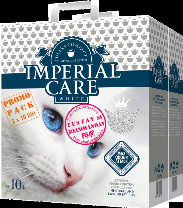 IMPERIAL CARE White Odour Attack 10 litri - pachet promo [0]