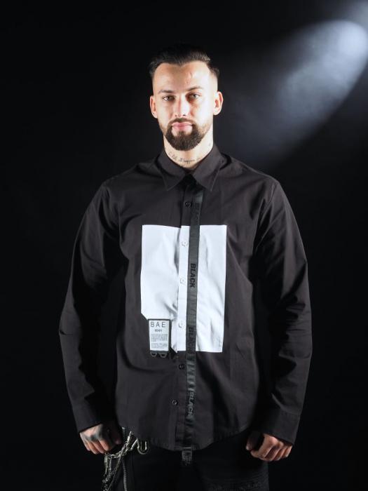 Camasa Neagra Barbati [0]