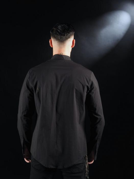 Camasa Neagra Barbati [2]