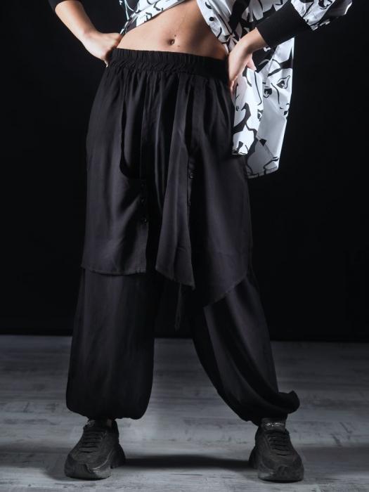 Pantalon Salvar Super Dimensionat [0]
