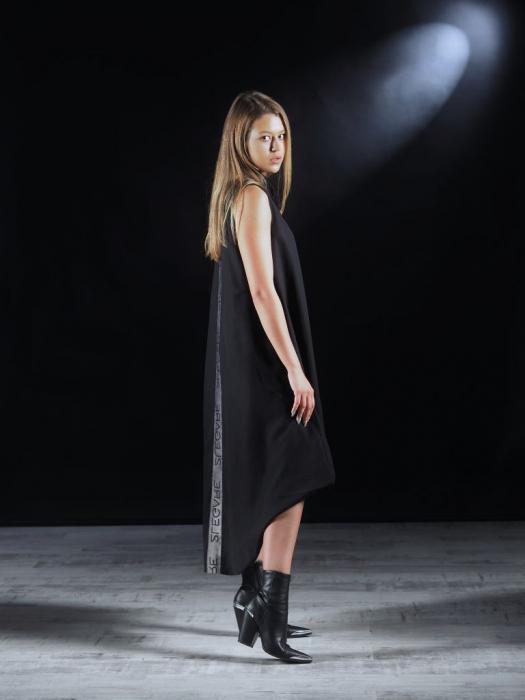 Rochie Neagra 2LEGARE [4]