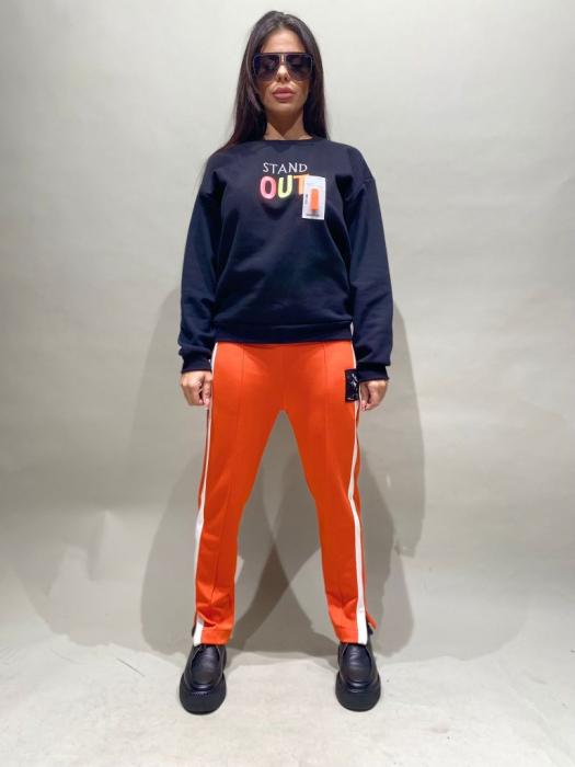 Tinuta Bluza Si Pantalon Stand Out Portocaliu [0]