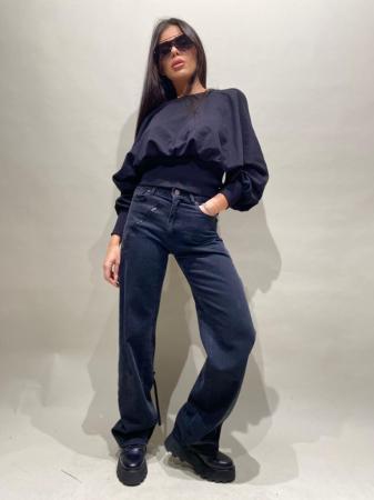 Bluza Neagra Bumbac [1]