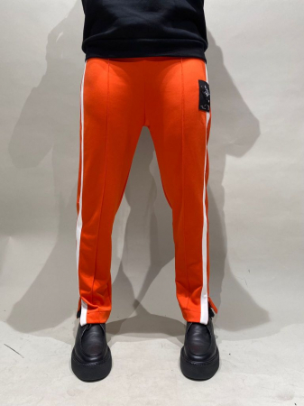 Tinuta Bluza Si Pantalon Stand Out Portocaliu [2]