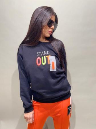 Tinuta Bluza Si Pantalon Stand Out Portocaliu [1]