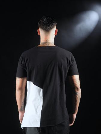 Tricou Because Negru [1]