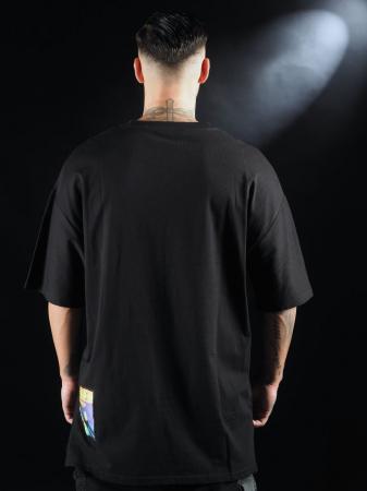 Tricou Negru Umbrela [1]