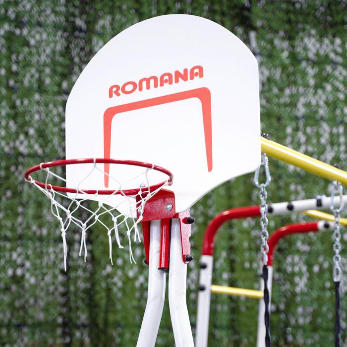 Ansamblu de joaca de exterior, Panou de baschet Romana family [4]
