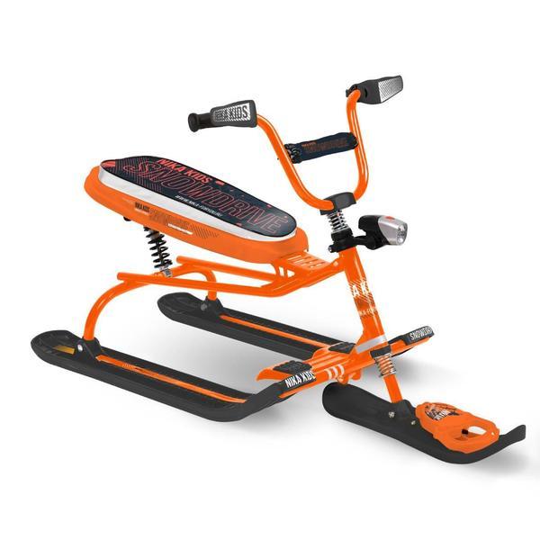 Sanie scuter Nika - Snowdrive - Portocaliu [0]