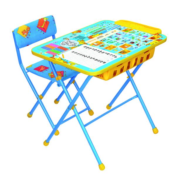 Set birou copii Nika - Alfabet 2 [0]