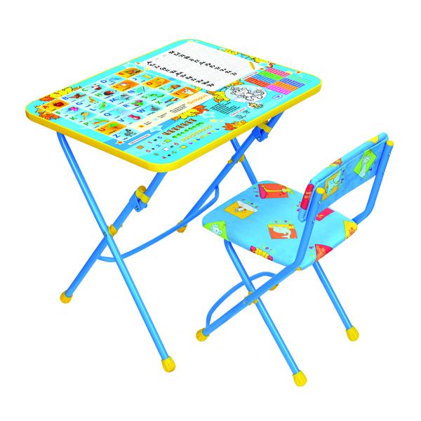 Set birou copii Nika - Alfabet [0]